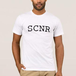 SCNR -残念Tシャツに抵抗できませんでした Tシャツ