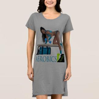 "Scollettaの""エアロビクス"" Tの服05 ドレス"