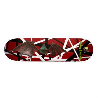 """Scollettaの""""飛行ピラニア""""のデッキ036 スケートボード"""