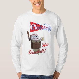 "Scolletta ""クリーブランド野球!""の Longsleeve Tシャツ"