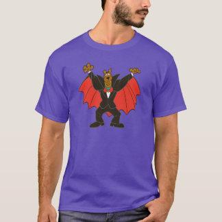 Scoobyドラキュラ Tシャツ
