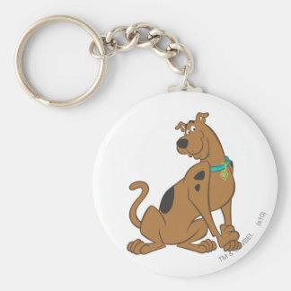 Scooby Dooのかわいいよりかわいい姿勢12 キーホルダー