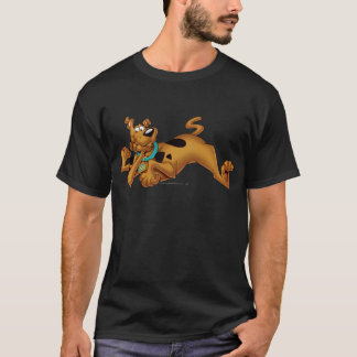 Scooby Dooのエアブラシの姿勢13 Tシャツ