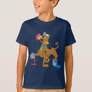 Scooby Doo Paint3 Tシャツ