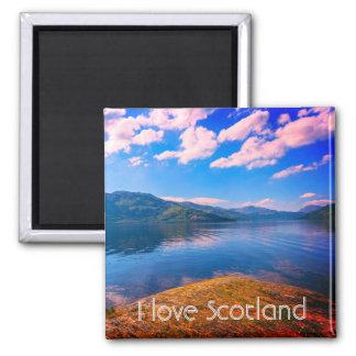 Scotland, Loch Lomond, fridge magnet マグネット