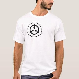 SCPのロゴのワイシャツ Tシャツ