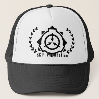 SCP Foundation cap: symple-B[SCP Foundation] キャップ
