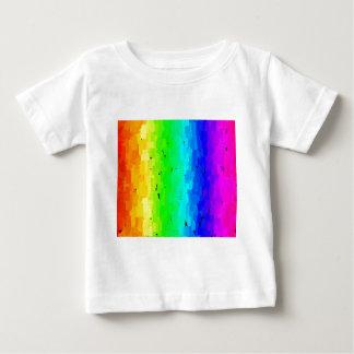 Scrapyの虹 ベビーTシャツ