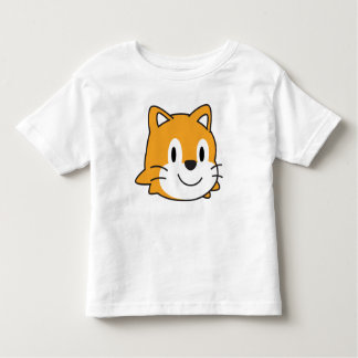 ScratchJrのワイシャツ(幼児) トドラーTシャツ