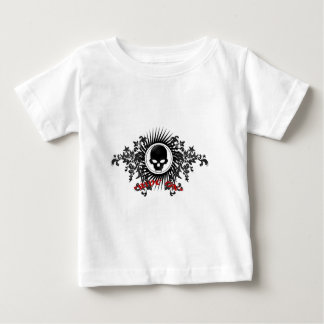 SCREAN PRINT2-2 ベビーTシャツ