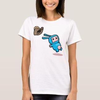 Screenieのくしゃみの出るバニー Tシャツ