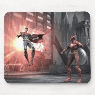 Screenshot: スーパーマン対フラッシュ マウスパッド