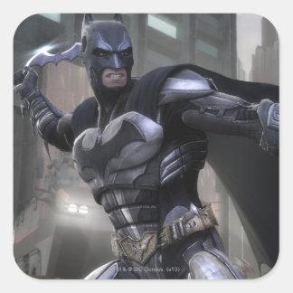 Screenshot: バットマン スクエアシール