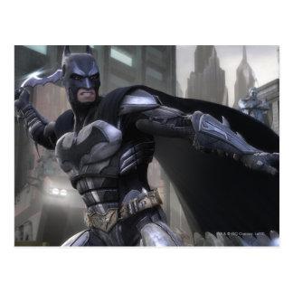 Screenshot: バットマン ポストカード
