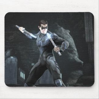 Screenshot: Nightwing マウスパッド