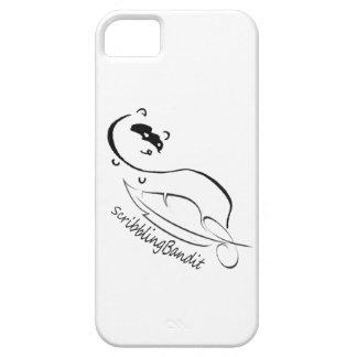 ScribblingBanditの付属品 iPhone SE/5/5s ケース