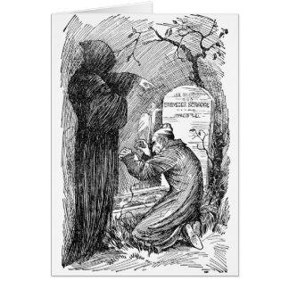 Scroogeの墓 グリーティングカード