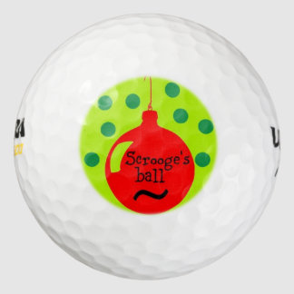 Scroogeの球 ゴルフボール