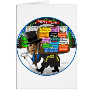 Scrooge グリーティングカード
