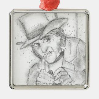 Scrooge メタルオーナメント