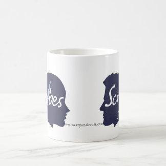 Scrybesの公式のオン空気マグ コーヒーマグカップ
