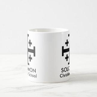 SCS/エルサレム十字のマグ コーヒーマグカップ