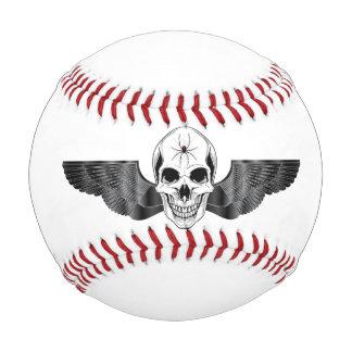 Sculls&Wingsのロゴの野球 野球ボール