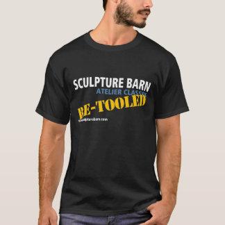 sculpturebarn_retooled tシャツ