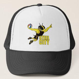 SCYJのトラック運転手の帽子 キャップ