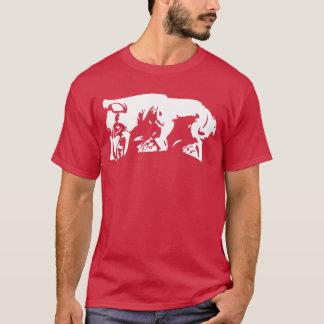 Scythian種族のくま Tシャツ