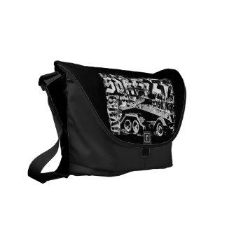 Sd.Kfz. 232 (6素晴らしい)外プリントのバッグ クーリエバッグ