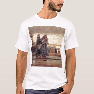 「Seaの危険 Tシャツ