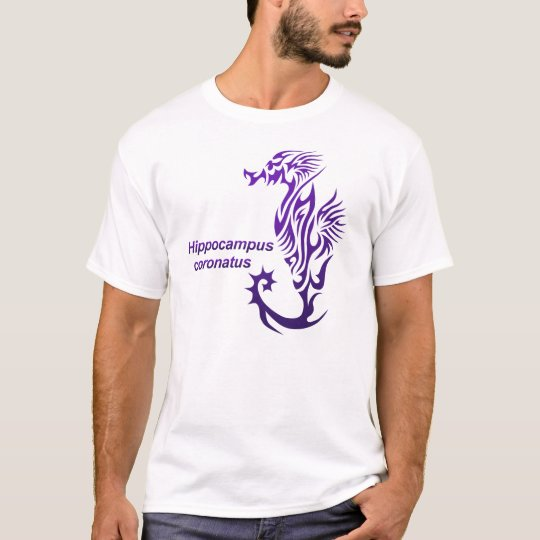 Sea Horse Tシャツ