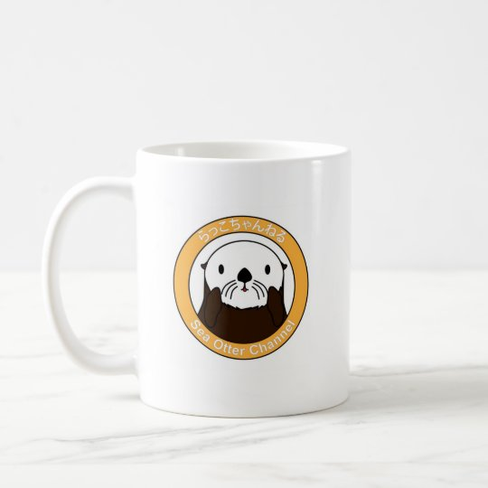 Sea Otter Channel Logo Coffee Mug コーヒーマグカップ