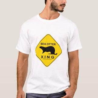 Sea Otter Xing Tシャツ
