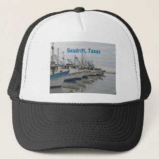 Seadrift港の帽子 キャップ