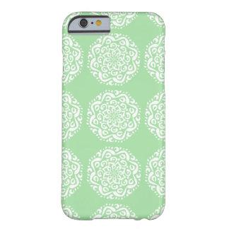 Seafoamの曼荼羅 iPhone 6 ベアリーゼアケース