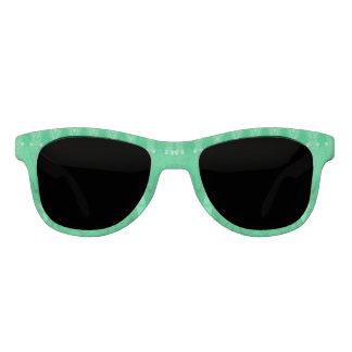 Seafoamの緑のデザイン サングラス
