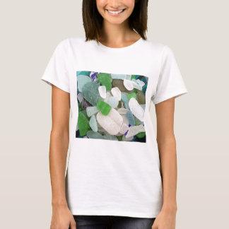 Seaglassの掘り出し上手 Tシャツ