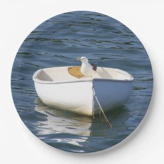 Seagull Plates大尉 ペーパープレート