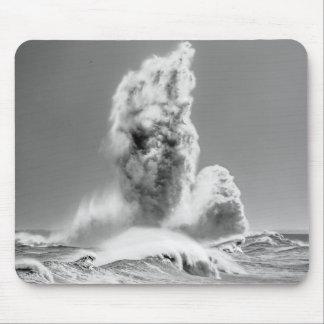Seahamの嵐の海 マウスパッド
