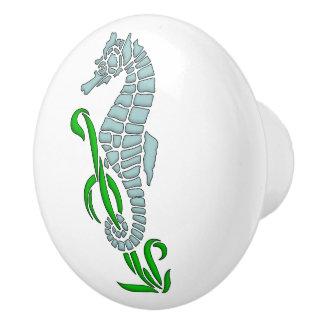 Seahorse セラミックノブ