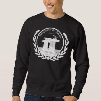 sealandのシールの頂上の公国 スウェットシャツ