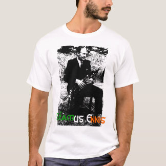 Séamus Ennisのパイパー Tシャツ