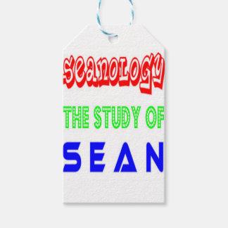 Seanology ギフトタグ