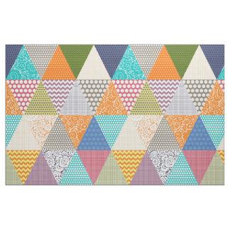 Seaviewの美しいの三角形 ファブリック