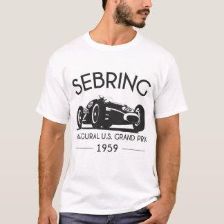 Sebringグランプリ1959年 Tシャツ