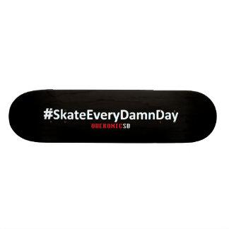 """#SEDD 8""""デッキ(黒) スケートボード"""