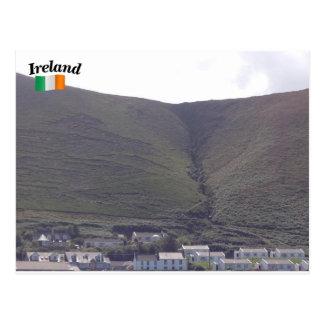 Seefin山、Rossbeigh、Co.ケリー、アイルランド ポストカード