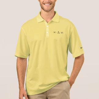 SEGの人のポロの悪感情DRI適合 ポロシャツ